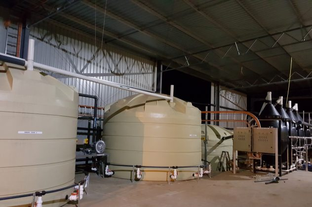 Aerofloat Wastewater Treatment Moving Bed Biofilm Reactor Dissolved Air Flotation