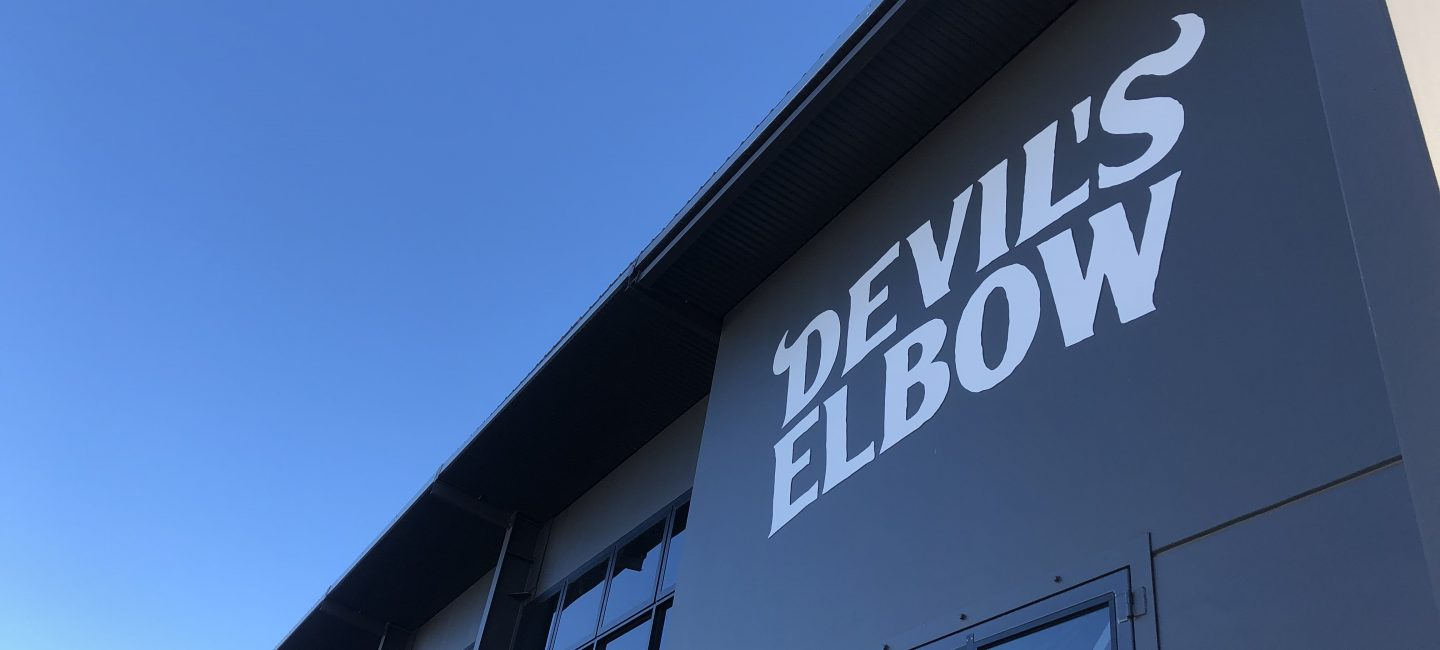 devil's elbow brewery wastewater pH correction